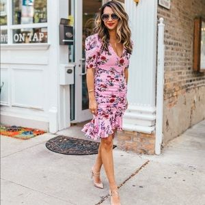 Revolve Keepsake the Label Floral Dress